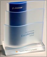 Boeing Performance Excellence Award-2019